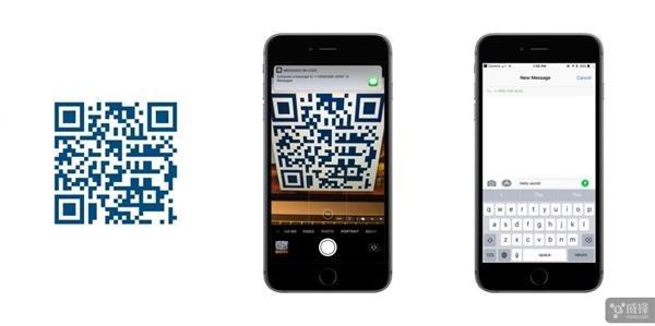 为中国而生!iOS 11相机扫二维码太强:再也不用开微信_新客网